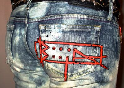 Biija+jeans+Drag+sig